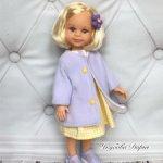 Кукла Варя от Паола Рейна