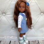 Кукла Валерияи от Паола Рейна ООАК (тело 15-17гг).