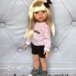 Кукла Клаудия от Паола Рейна