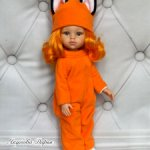 Кукла Суссана от Паола Рейна