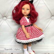 Кукла Даша от Паола Рейна