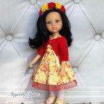 Кукла Карина от Паола Рейна