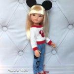 Кукла Маника от Паола Рейна