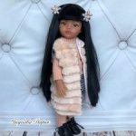 Кукла Мэйли от Паола Рейна