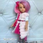 Кукла Ноэлия от Паола Рейна