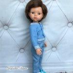 Кукла Винсент от Паола Рейна