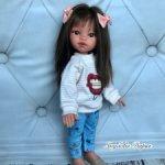 Кукла Эмили от Антонио Хуан