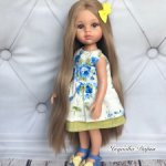 Кукла Карла от Паола Рейна