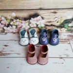 Продам кожаную обувь для TWEEN ARDYN (34 см) Meadow dolls.
