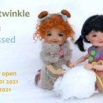 Преордер на Giggi twinkle в цвете Cream