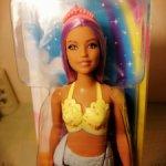 Барби русалка Dreamtopia ftx09