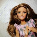 Голова Барби Холидей 2016