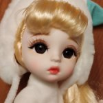 Шарниная куколка ,  NAYUKI, от Lucky Angel.