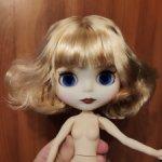 БЛАЙЗ,TBL. Золотистый блондин с мелированием