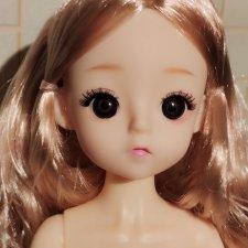 Шарнирная куколка,30 см.