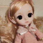 Милая шарнирная куколка из подарочной серии. Новинка !