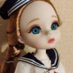 Шарнирная куколка Sailor от Lucky Angel