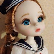 СНИЖЕНА!!! Шарнирная куколка Sailor от Lucky Angel