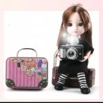 Шарнирная куколка,подарочная серия. Новинка!