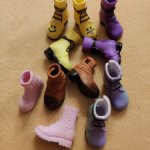 Новое поступление обуви для Блайз, Пышки , МС2