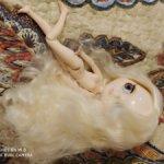 БЛАЙЗ,TBL. Блондинка с волнистыми волосами.
