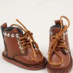 Ботинки, натуральная кожа, для Блайз, Xiaomi Monst, и ножек до 3*1,2 см..