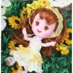 Девочка Sunflower от DBS Dream Fairy. Новинка!
