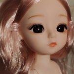 Новый молд! Корейская внешность шарнирных куколок 16 см.