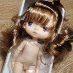 Шарнирная куколка Xiaomi Monst, #3,  20 см. Новинка!