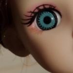 Голубые глаза для Баболиков ,10 мм.