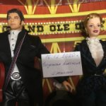 Barbie and ken Kenny Grand Ole Opry.Барби и Кенни кантри дуэт.