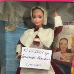 Барби Пилигрим.Pilgrim barbie.