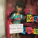 Rockers Real Dancing Action-Dana.Барби Рокер.
