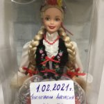 Барби из Польши.Polish barbie