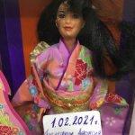 Японская барби.Japanese barbie