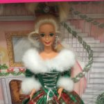Winter's eve Barbie