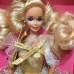 Golden Greetings Barbie.Золотое поздравление барби