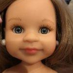 Продам куклу паола рейна Клепу с сережками