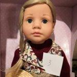 Кукла Gotz Кэти новинка каталога 2021 гола