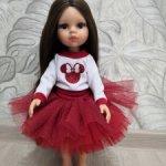 Кукла Кэрол рапунцель паола рейна