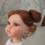 Кукла Кристи букли фирмы паола рейна в аутфите