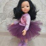 Кукла паола рейна Лиу в аутфите