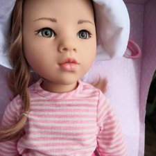 Кукла Gotz Happy Kidz LAURA Лаура Готц 2021 цена до 10 июня
