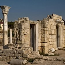 Ступая по улицам древнего города