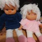 Барбарики мальчик и девочка вместе.