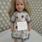 Продам куклу Toni от Kathe Kruse