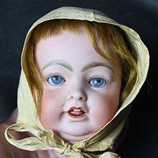 Помогите оценить голову от куклы Журавлевъ