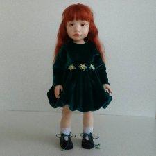 Кукла шарнирная авторская