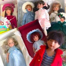 Ура, распаковка! Посылка кукольного счастья! Часть 5