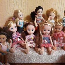 Кукляшки, малыши